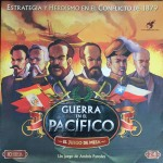 Guerra en el Pacifico is a strategy board game based on the 19th century war waged by Chile against Bolivia and Peru.