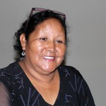 Alicia Taipe Tello is Gretchen's host grandmother and is the superb cook for the Peru Study-Service Term program.
