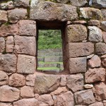 Incan window.