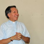 The Rev. Juan Carlos Marcés provides an overview of the Anglican Church in Peru.