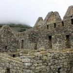 More housing areas at Machu Picchu.