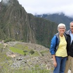 Peru SST Co-Directors Judy Weaver and Richard Aguirre.