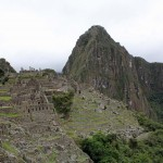 A last look back at the incredible and amazing Machu Picchu.