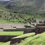 The Incas built well-engineered structures at Tipon.