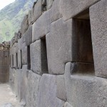 Amazing stonework at Ollantaytambo.