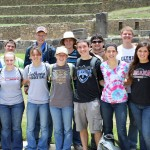 A final group photo at Ollantaytambo.