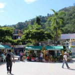Perené, also known as Santa Ana, is a town which is about a 20-minute drive from San Miguel.