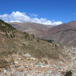 Brian and Matt are serving in Tarma, a city of about 60,000 residents located in the Andes mountain range.
