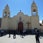 The Virgen de Pilar Church is one of 33 Catholic churches in Ayacucho.