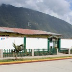 Jardín de Ninos Los Jazmines, the preschool where Brody is working.