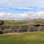 The zig-zag walls of Sacsayhuaman