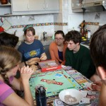 Students learn a lesson by playing a rigged game of Monopoly.