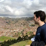 A beautiful view of the city of Cusco