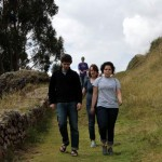 Walking the Inca trail