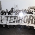 A march for peace on Nov. 3, 1989.