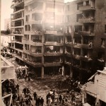 On July 16, 1992, the Shining Path exploded a truck bomb that killed 25 people, wounded 155 and destroyed or damaged 183 homes, 400 businesses and 63 parked cars on Calle Tarata n the Miraflores district of Lima. It was the deadliest bombing during the war.