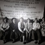 Women from Ayacucho whose relatives were killed or disappeared during the Shining Path war founded the National Association of Relatives of Displaced, Detained and Disappeared of Peru. They promote human rights and seek information on their disappeared relatives and reparation payments from the government.