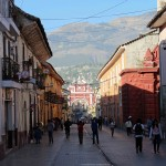 Another lovely street in Ayacucho.