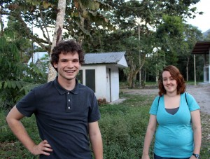 Brody and Sierra are serving in Oxapampa.