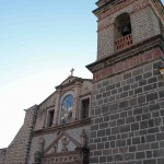 The Saint Francis of Assisi Church in Ayacucho was founded in 1552.