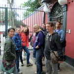 Blog Waiting outside V Delfin home IMG_0533