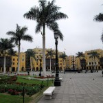Lima's Plaza Mayor.