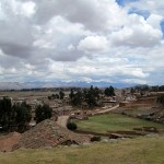 The countryside around Chinchero.