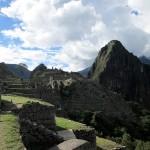 Late afternoon at Machu Picchu