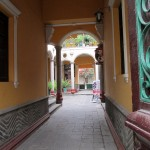 There are many influences from the Colonial times in Ayacucho.