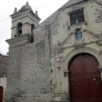 Another of the 33 churches in Ayacucho on yet another plaza.