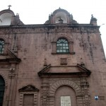 A chapel attached to Cusco's main cathedral.
