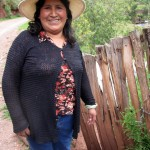 Micah's mother, Margarita Ayma Carlos.