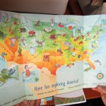 A World Vision map.