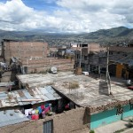 A view of the city of Ayacucho from Ammon's home.