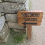 Tres portadas - or three dorway?