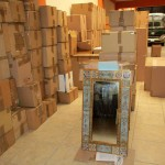 Mirrors to be shipped to Ten Thousand Villages stores in the United States.