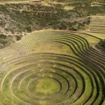 The terraces of Moray.