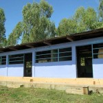 Another set of classrooms in the community.