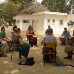 The Drumming circle
