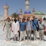 Men before the Great Mosque