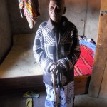 David Maganya's 93 yr-old mother