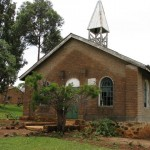 The Mennonite Church in Nyarero