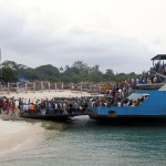Ferry to Kigamboni