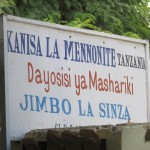 Sinza Mennonite Church
