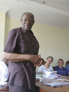 Joseph Butiku - Director of Nyerere Foundation