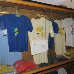 T-shirts made by LDVC students