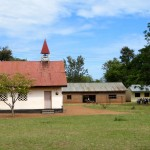 Shirati Mennonite Church.