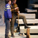 Jemal (Kyle Reinford) and Father (Adam Roth)