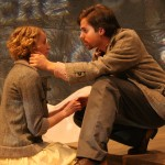 Daughter (Rebecca Fast) and Husband (Kyle Dean Reinford)