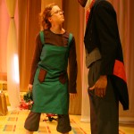 Antonia (Jessica David) and Count Almaviva (Ashe Abebe)